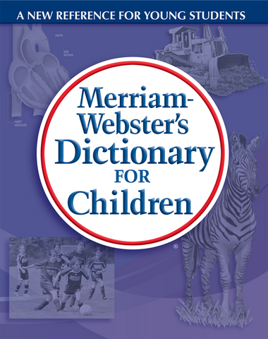 Merriam-Webster's Dictionary for Children cover