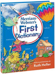 Merriam-Webster's First Dictionary 3D cover