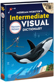 Merriam-Webster's Intermediate Visual Dictionary 3D cover