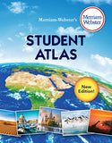 Merriam-Webster's Student Atlas cover