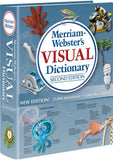 Merriam-Webster's Visual Dictionary, Second Edition 3D cover