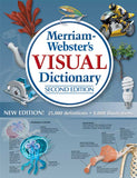 Merriam-Webster's Visual Dictionary, Second Edition cover