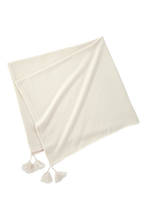 Load image into Gallery viewer, Large Stole | Shell White
