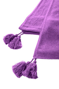 Large Stole | Orchid