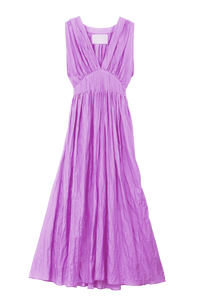 Crinkle Maxi One Piece | Light Purple