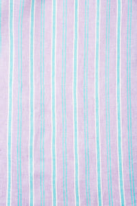 Stripe Straight Skirt | Lilac
