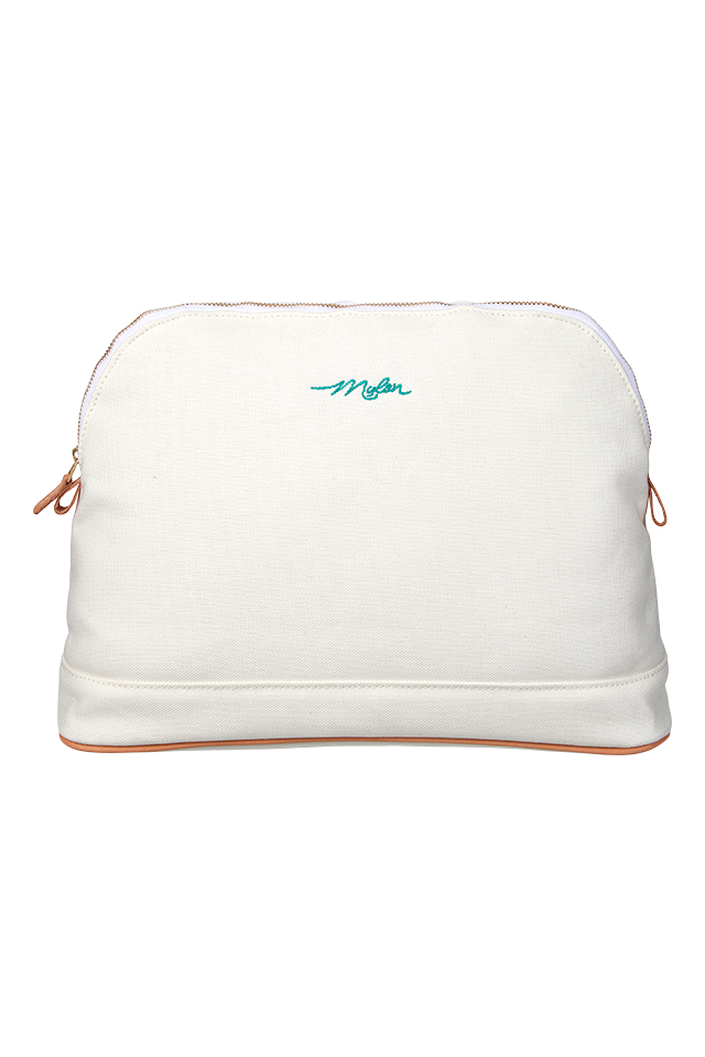 Travel Pouch - Large | Off White