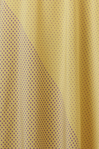 Silk Dot Skirt | Orchid