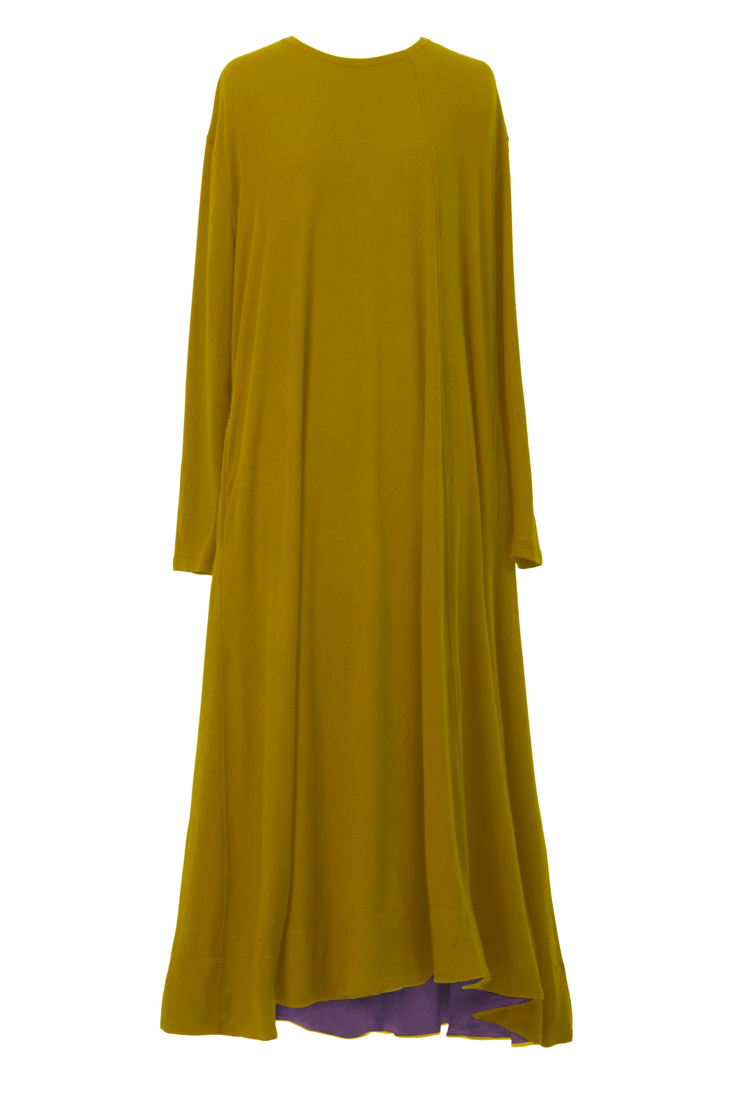 Cashmere Blend Dress | Citrine