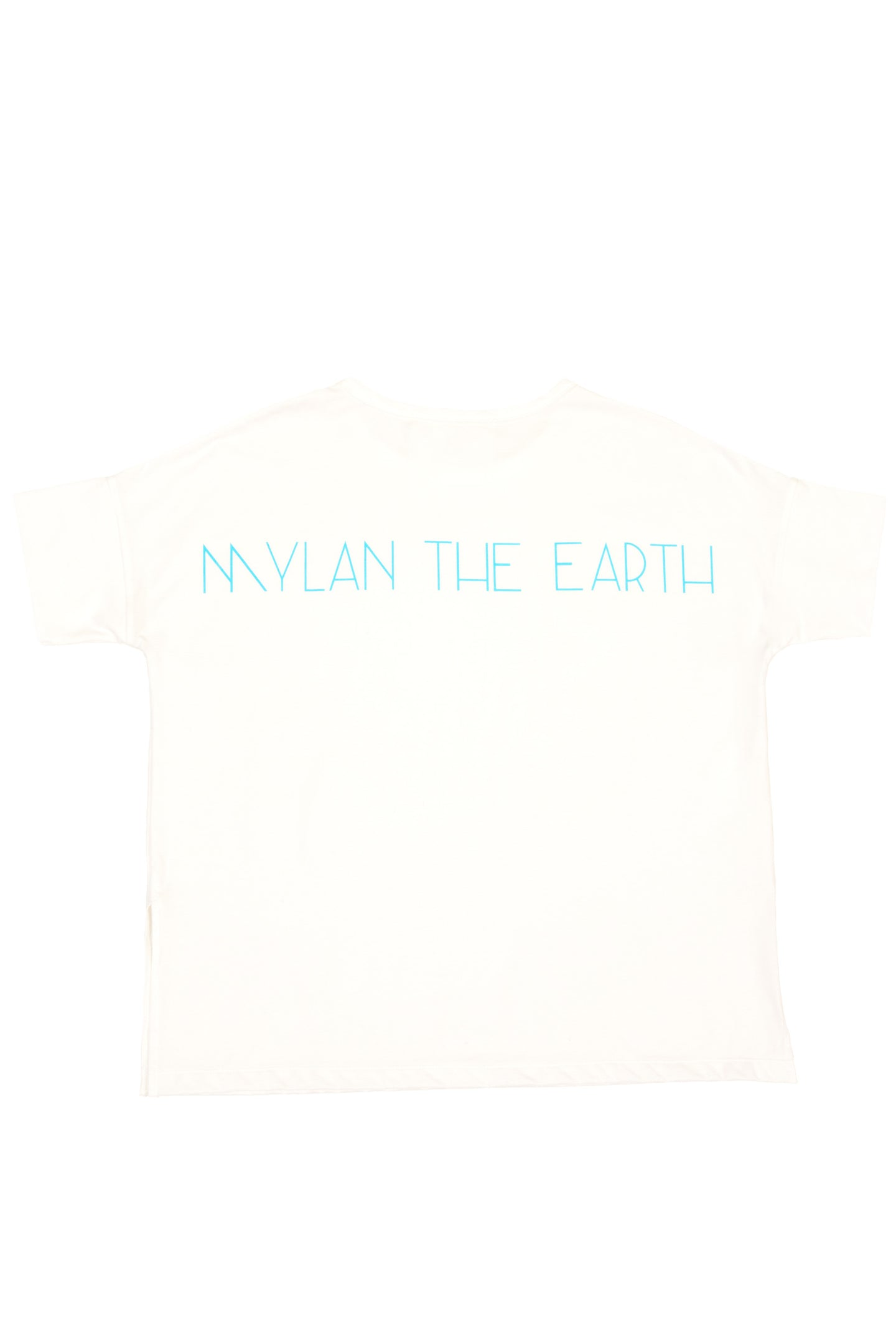 MYLAN THE EARTH TEE | Shell White