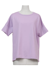 MYLAN THE EARTH TEE | Fusha Pink