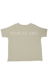 MYLAN THE EARTH TEE | Sage