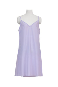 Dot Fringe V Neck Maxi Dress | Dot Fringe Lilac