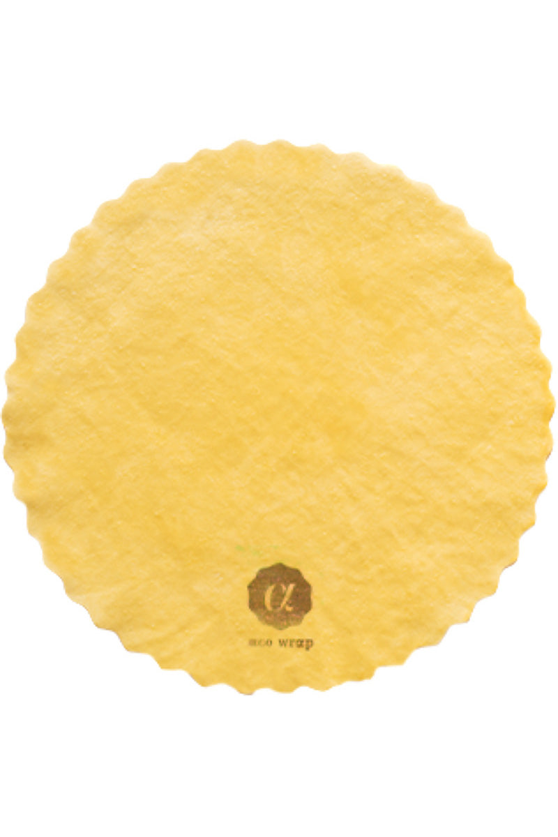 [aco wrap] --Natural Wrap Standard - Beeswax | Beeswax