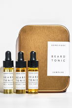 Load image into Gallery viewer, [HERBIVORE BOTANICALS]--Beard Tonic Sampler
