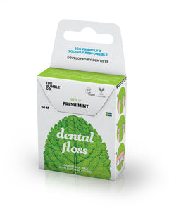 [THE HUMBLE CO.]--Dental Floss - Mint