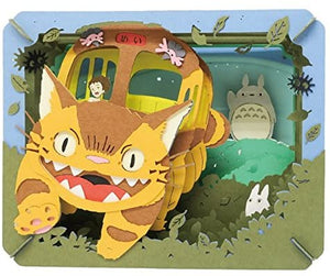 Ghibli My Neighbor Totoro Let's Go for Mei Paper Theater