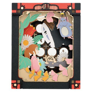 Ghibli Spirited Away Kaonashi Paper Theater