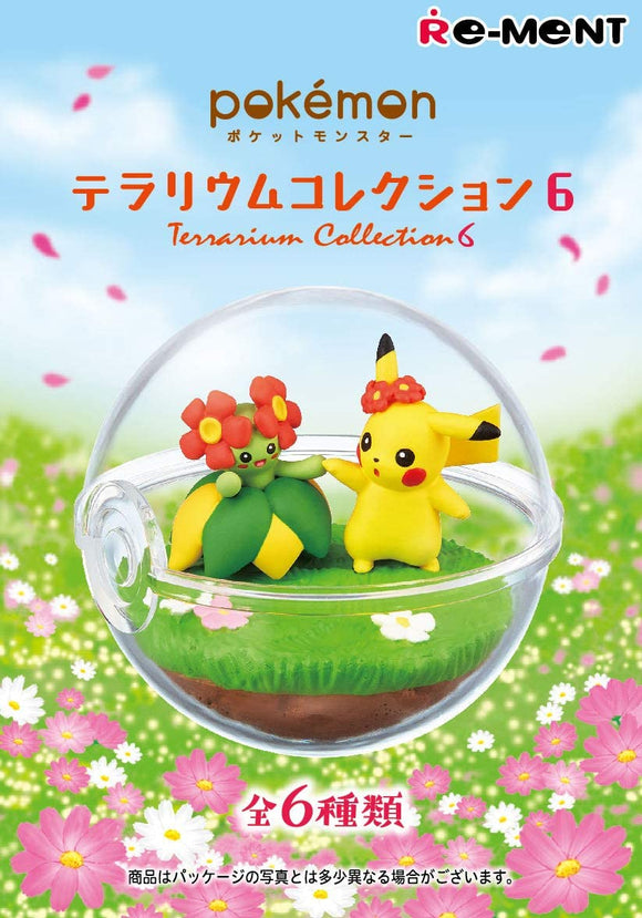 Pokémon Terrarium Collection 6