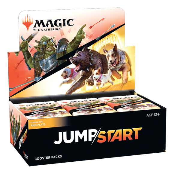 Magic the Gathering: Jumpstart Booster Box - INGLÉS