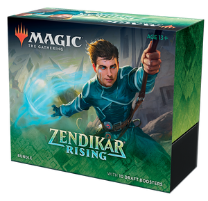 Magic the Gathering: Zendikar Rising Bundle - INGLÉS