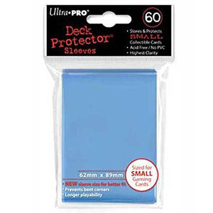 Ultra Pro: Deck Protector Small Sleeves Light Blue