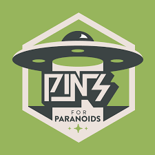 $160 - Pins for Paranoids