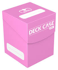 Ultimate Guard: Deck Case 100+ Standard Size Pink