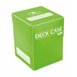 Ultimate Guard: Deck Case 100+ Standard Size Light Green