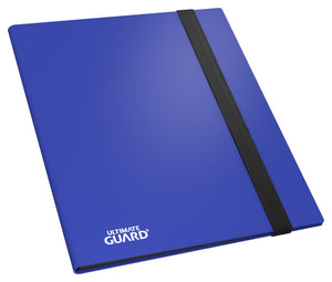 Ultimate Guard: 4-Pocket FlexXfolio Blue