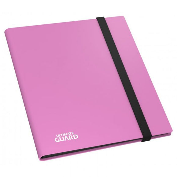 Ultimate Guard: 4-Pocket FlexXfolio Pink
