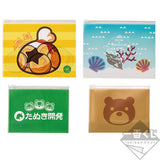Animal Crossing New Horizons Collection - Clear Slider Pouch