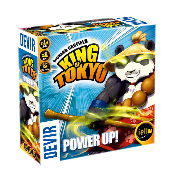King of Tokyo: Power-Up INGLÉS