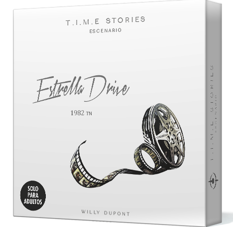 Time Stories: Estrella Drive Expansion - INGLÉS