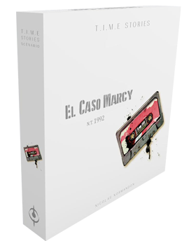 Time Stories: The Marcy Case Expansion - INGLÉS