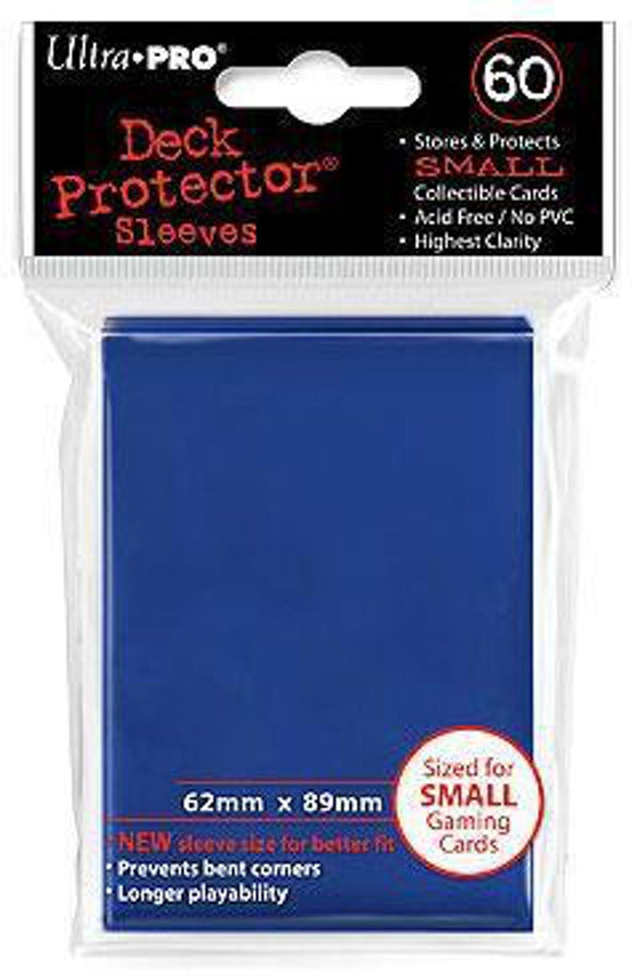 Ultra Pro: Deck Protector Sleeves Small Blue