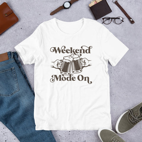 Cheers! Lets Drink Beer! Premium Unisex T-Shirt