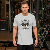 Pump it up!  Premium Weekend Workout Shirt
