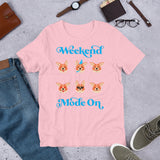 Corgi Mode On! Premium Unisex T-Shirt