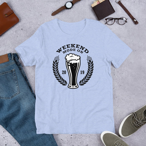 Weekends are for Beer!  Premium Unisex T-Shirt