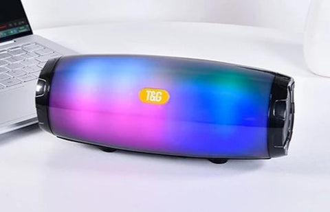 LED Light Bluetooth Speaker - New for 2020