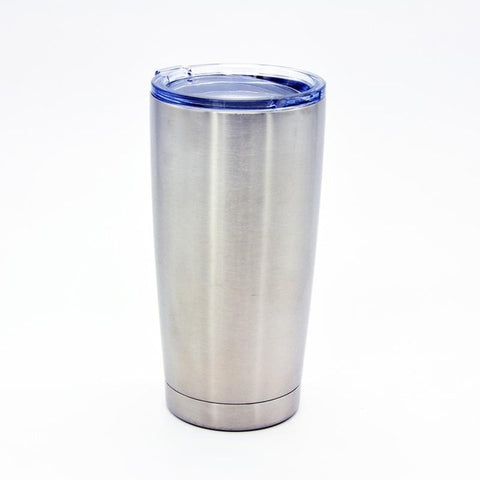 Stainless Steel Tumbler With Lid - 20/30 Oz