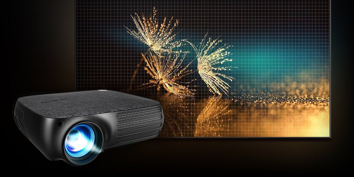 Performance V610 Full HD Home Theater Projector Has been Released
