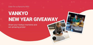 SHARE AND WIN: VANKYO GIVEAWAY FOR NEW YEAR 2020