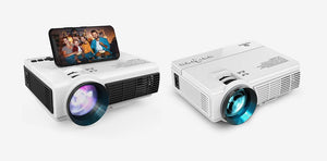 VANKYO Leisure 3W Mini Projector VS. Leisure 3 Mini Projector