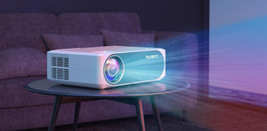What is the Best Brightness Level for 720P Projectors?