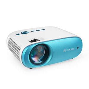 VANKYO Cinemango 100 Mini 4000 Lux HD Video Movie Projector - VANKYO