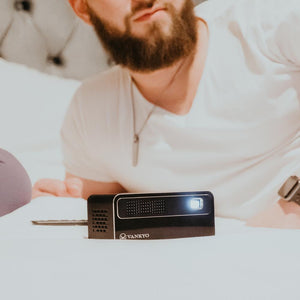 VANKYO GO300 Smart Wi-Fi Mini Projector, 150ANSI Lumen Wi-Fi Projector with Bluetooth, DLP Theater Projector projector VANKYO