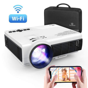 VANKYO Leisure 3W Mini Projector - VANKYO