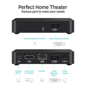 VANKYO MatrixBox X95A Android TV Box - VANKYO